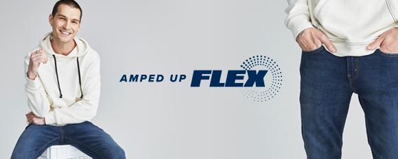 amped up flex denizen